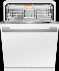 Miele Dimension EcoFlex G6785SCVI Fully Integrated Dishwasher
