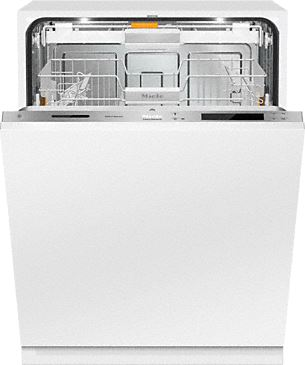 Miele 21698562USA Integrated Dishwasher With Cutlery Tray DISHWASHER MIELE