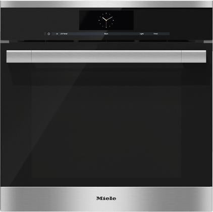 "Miele DGC6760XXLSS 24"" Electric Oven"