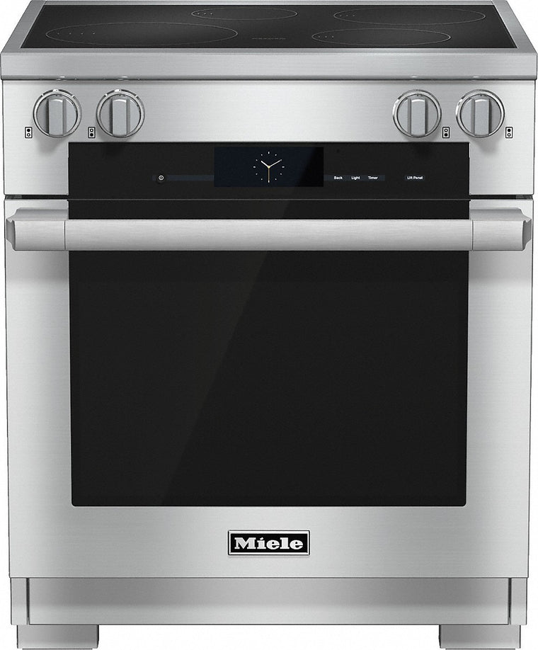 "Miele 25162251USA 30"" Induction Range"