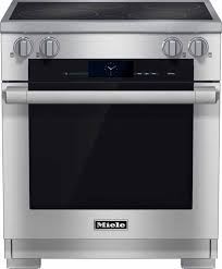 Miele M-Touch Series HR1622I 30 Inch Pro-Style Induction Range