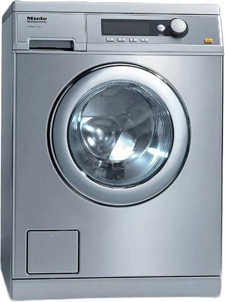 Miele PW6068SS 24 Inch Front Load Washer with 15 lbs. Capacity
