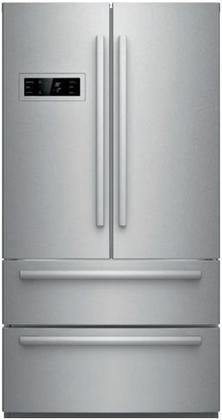 Bosch 800 Series B21CL80SNS 36 Inch 4-Door French Door Refrigerator