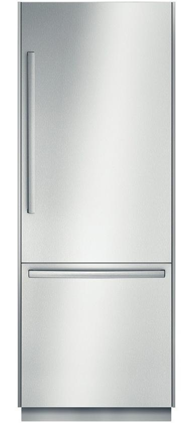 Bosch Benchmark Series B30BB830SS 30 Inch Built-In Bottom Freezer Refrigerator