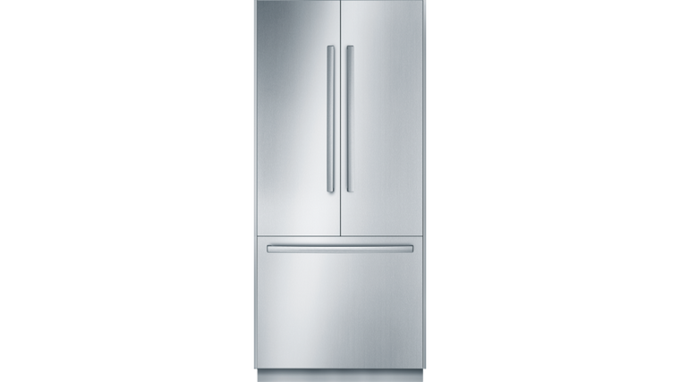 "Bosch B36BT830NS Benchmark 36"" French Door Built-In Refrigerator"