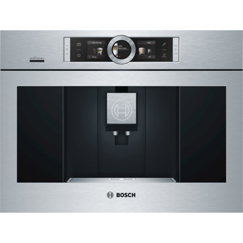 Bosch BCM8450UC 24 Inch Built-in Coffee Machine