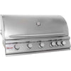 Blaze BLZ-5-LP 40 Inch 5-Burner Gas Grill With Rear Burner