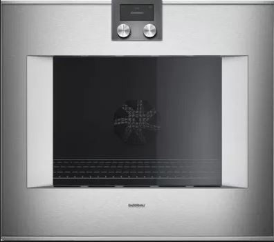 Gaggenau 400 Series BO481610 30 Inch Single Electric Wall Oven
