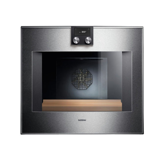 Gaggenau 400 Series BO481611 30 Inch Single Electric Wall Oven
