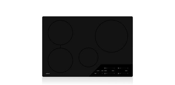 "Wolf CI304C/B 30"" Contemporary Induction Cooktop COOKTOP WOLF"