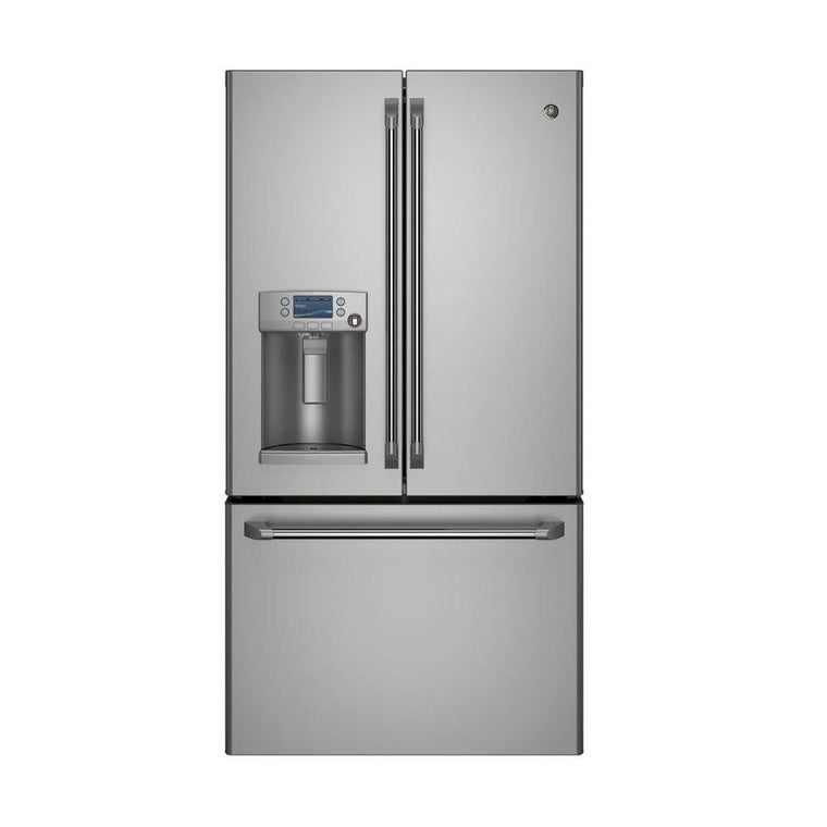 GE Cafe Series CYE22TSHSS 36 Inch French Door Refrigerator