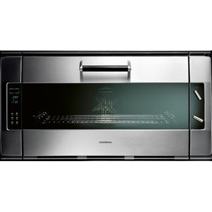 Gaggenau 300 Series EB388610 36 Inch Single Electric Wall Oven