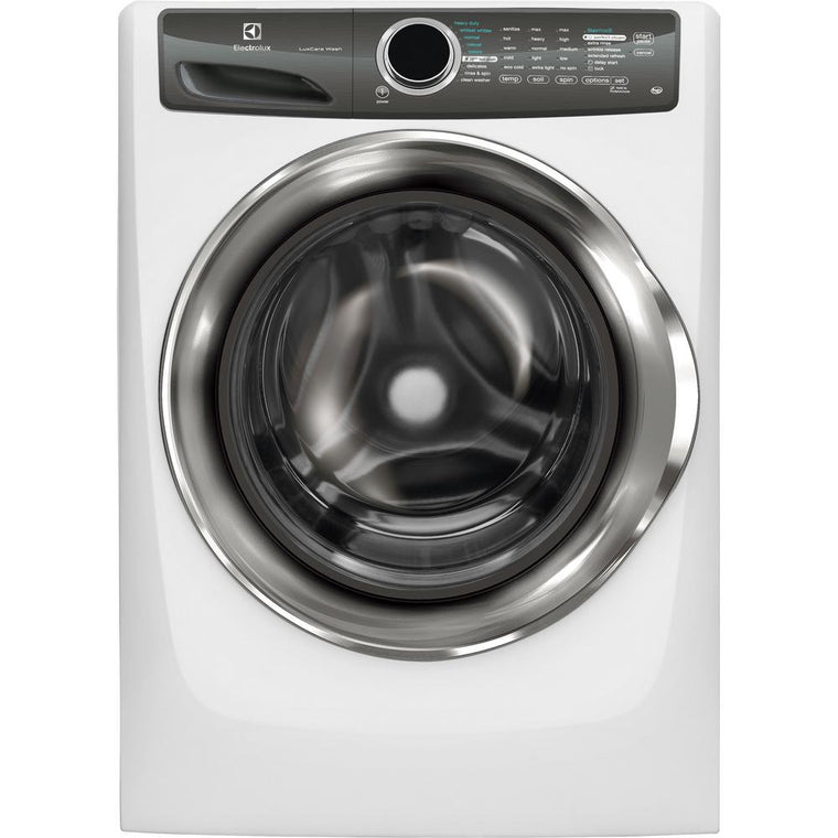 Electrolux LuxCare EFLS517SIW 27 Inch 4.3 cu. ft. Front Load Washer