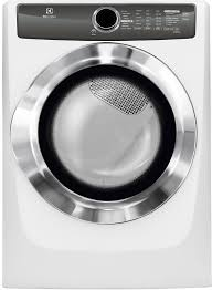 Electrolux EFME517SIW 27 Inch 8.0 cu. ft. Electric Dryer