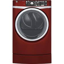 GE RightHeight Design Series GFD49ERPKRR 28 Inch Electric Dryer