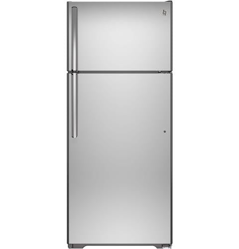 GE GTS18GSHSS 17.5 Cu. Ft. Top-Freezer Refrigerator