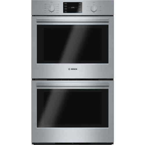 Bosch 500 Series HBL5651UC 30 Inch Double Electric Wall Oven