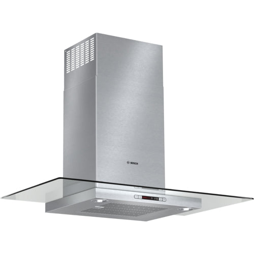 Bosch Benchmark Series HCG56651UC 36 Inch Wall Mount Chimney Range Hood