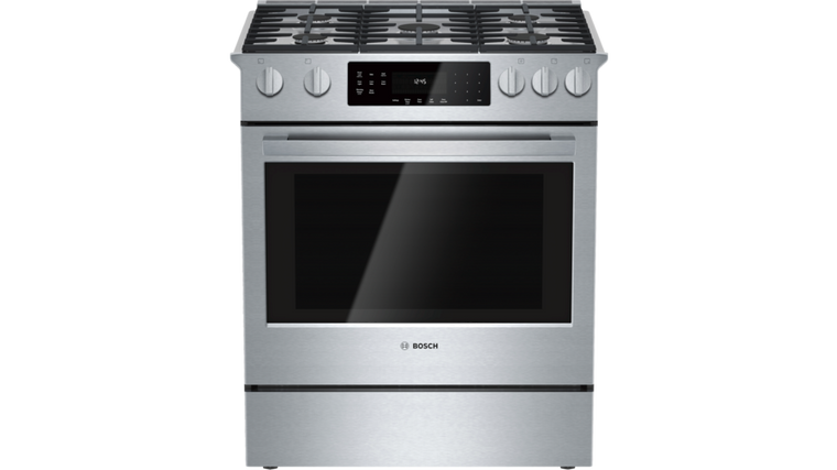 Bosch HGI8054UC 800 Series SIR Gas RANGE