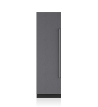 Sub-Zero IC18FILH 18 Inch Built-In Freezer Column