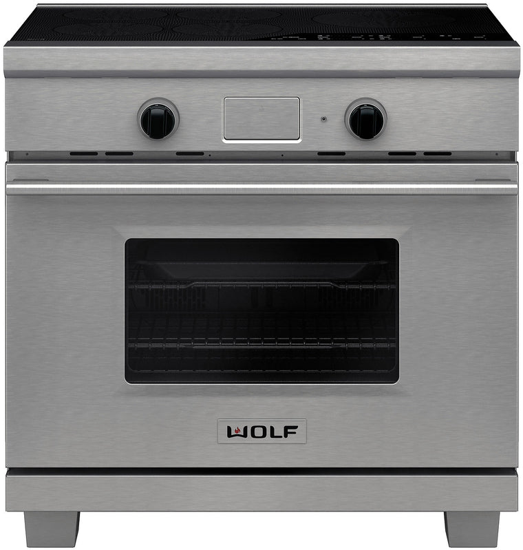 Wolf IR365TESTH 36 Inch Induction Range