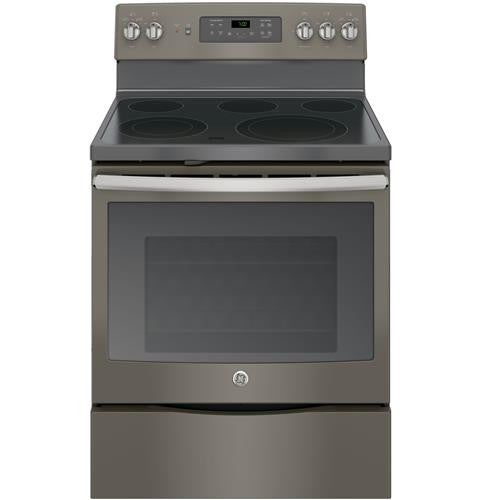 "GE JB700EJES 30"" Free-Standing Electric Convection Range"