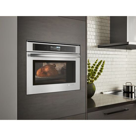 JENN-AIR JBS7524BS 24-Inch Steam and Convection Wall Oven