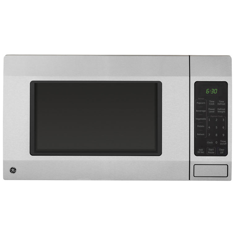 GE JES1656SRSS 1.6 cu. ft. Countertop Microwave Oven