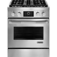 "JENN-AIR Pro-Style® Gas Range with MultiMode® Convection, 30"" jgrp430wp"