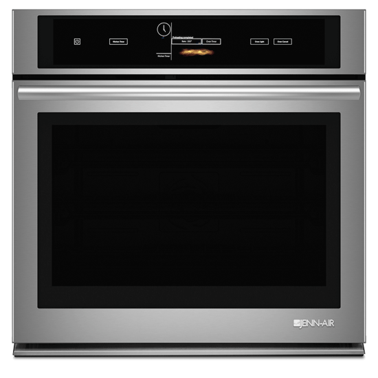 "JENN-AIR JJW3430DS 30"" Single Wall Oven with V2™ Vertical Dual-Fan Convection System"