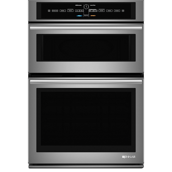 "JENN-AIR 30"" Microwave/Wall Oven with V2™ Vertical Dual-Fan Convection System"