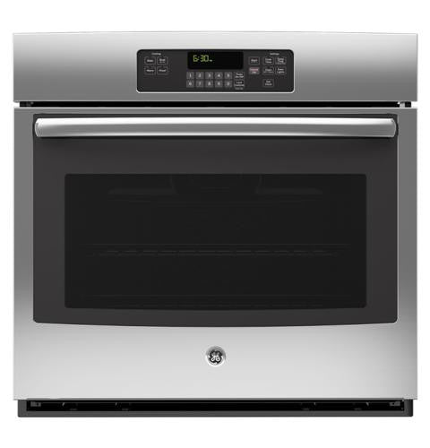 "GE JT3000SFSS 30"" Built-In Single Wall Oven"