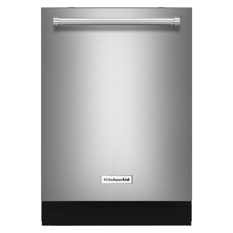 KITCHENAID KDTE204ESS 46 dBA Dishwasher with ProScrub™ Option
