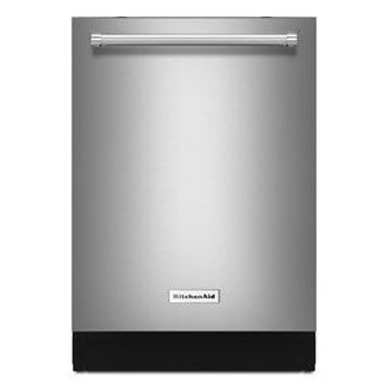 KitchenAid Top Control Dishwasher in Stainless Steel KDTE204ESS