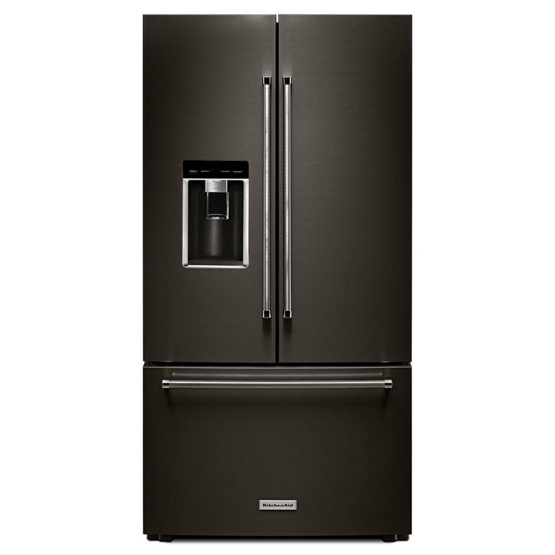 KitchenAid KRFC704FBS 36 in. W 23.8 cu. ft. French Door Refrigerator