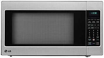 LG LCRT2010ST 2.0 cu. ft. Countertop Microwave Ove