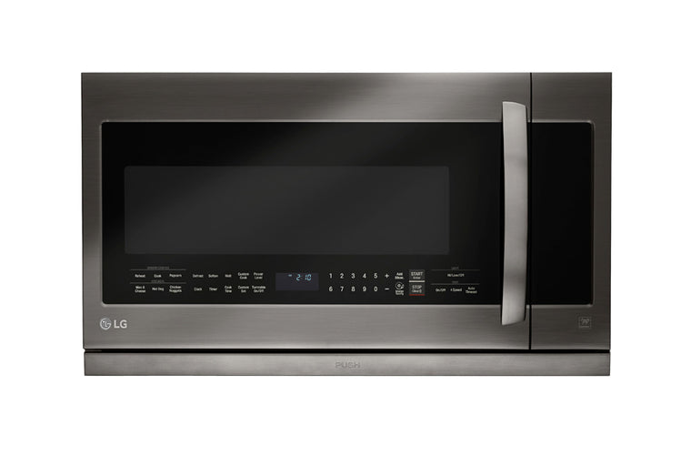 LG LMHM2237BD 2.2 cu. ft. Over-the-Range Microwave Oven