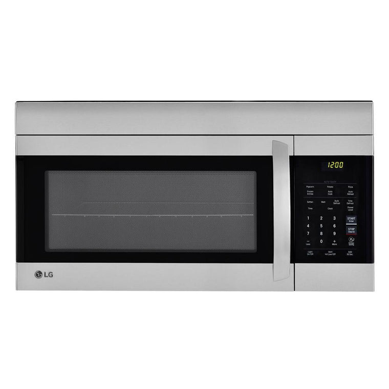 LG LMV1762ST 1.7 cu. ft. Over-the-Range Microwave