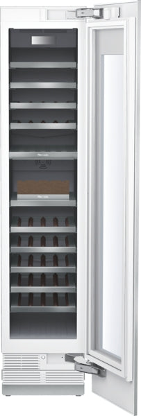 THERMADOR T18IW900SP 18-Inch Built-in Wine Preservation Column