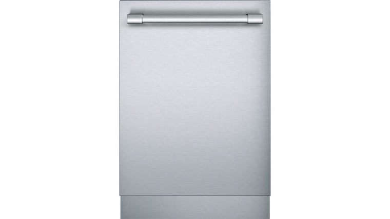 THERMADOR DWHD771WFP 24-Inch Professional Stainless Steel Glass Care Center Dishwasher