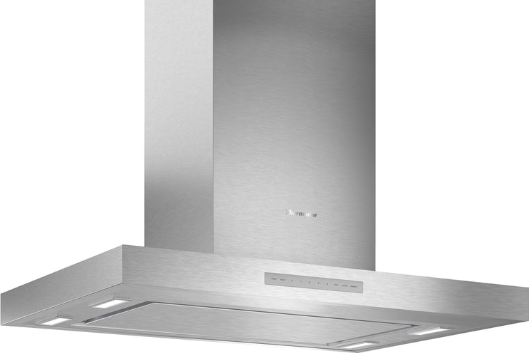 THERMADOR HMIB42WS 42-Inch Masterpiece® Box Island Hood with 600 CFM