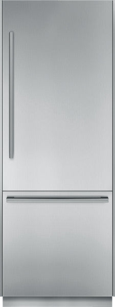 "Thermador T30BB810SS 30"" Built-In Bottom Freezer"