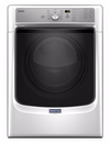 MAYTAG MED5500FW LARGE CAPACITY DRYER WITH SANITIZE CYCLE AND POWERDRY SYSTEM – 7.4 CU. FT.