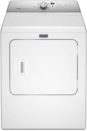 Maytag MEDB766FW 29 Inch 7 cu. ft. Front Load Electric Dryer