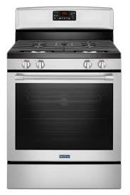 MAYTAG MGR8650FZ 30-INCH WIDE GAS RANGE WITH FAN CONVECTION AND MAX CAPACITY RACK - 5.8 CU. FT.