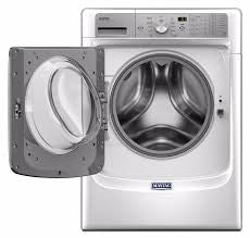 MAYTAG MHW8200FW FRONT LOAD WASHER WITH OPTIMAL DOSE DISPENSER AND POWERWASH® SYSTEM – 4.5 CU. FT.