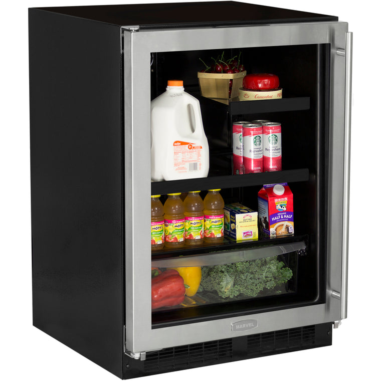 Marvel ML24BRG2RS 24 Inch Built-in Beverage Center