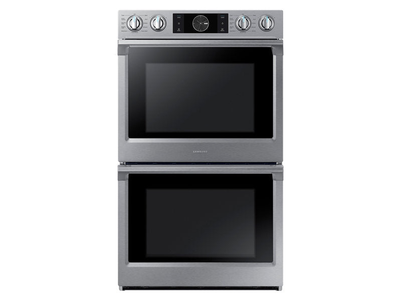 Samsung NV51K7770DS 30 Inch Electric Double Wall Oven