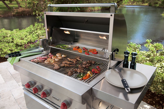 "WOLF 36"" OUTDOOR GAS GRILL"