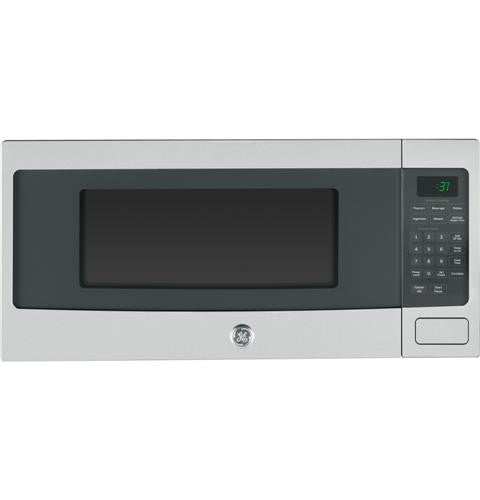 GE PEM31SFSS Profile™ Series 1.1 Cu. Ft. Countertop Microwave Oven